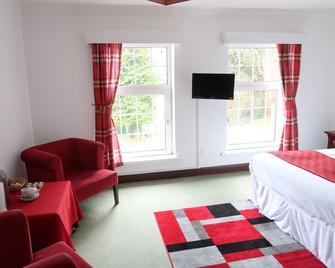 Ty Newydd Country Hotel - Aberdare - Bedroom