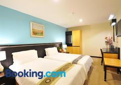 Hallmark View Hotel - Malacca - Bedroom