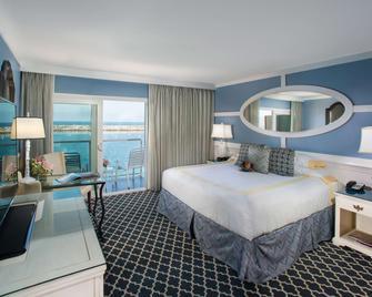 Portofino Hotel & Marina - A Noble House Hotel - Redondo Beach - Ložnice