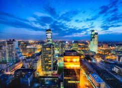 Leonardo Royal Hotel Warsaw - Varsovia - Vista del exterior