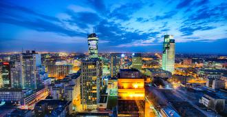 Leonardo Royal Hotel Warsaw - Warszawa - Udsigt