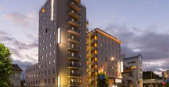Kyoto Plaza Hotel - קיוטו - בניין