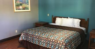 Eagle Inn Motel - Long Beach - Bedroom