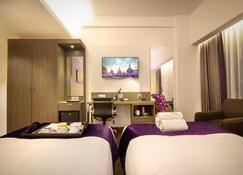 Satoria Hotel Yogyakarta - Yogyakarta - Bedroom