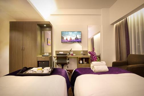 Satoria Hotel Yogyakarta - Yogyakarta - Makuuhuone