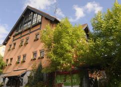 Bio Hotel Bayerischer Wirt - Augsburg - Building