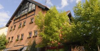 Bio Hotel Bayerischer Wirt - Augsburg - Gebouw