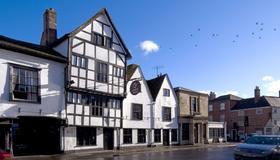 The Chapter House - Salisbury - Edificio