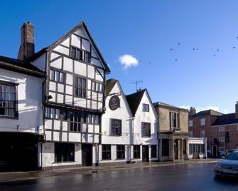 The Chapter House - Salisbury - Gebäude