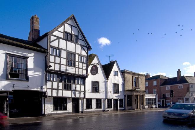 The Chapter House - Salisbury - Toà nhà
