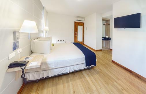 Hotel Lp Equipetrol - Santa Cruz de la Sierra - Bedroom