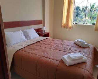 El Nopal Hotel - Nazca - Bedroom