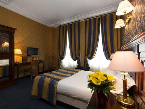 Hotel Viator - Gare de Lyon - Paris - Phòng ngủ