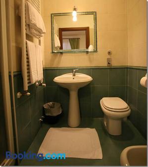 Hotel Paradiso - Milan - Bathroom
