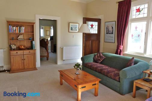 Peppertree Bed & Breakfast - Nelson - Living room