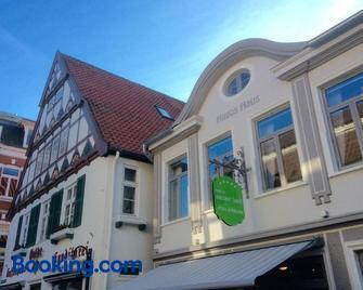 Hugos Haus & Berthas Haus - Eckernförde - Gebouw