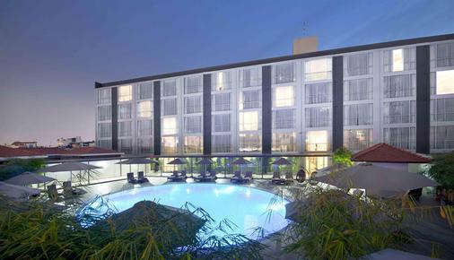 Eastin Grand Hotel Saigon - Ho Chi Minh City - Κτίριο