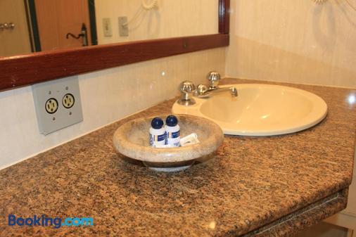 Hotel Luxor - Ouro Preto - Μπάνιο