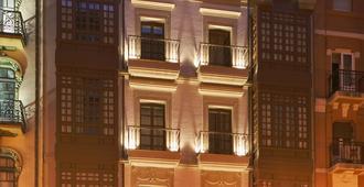 Hotel Marqués, Blue Hoteles - Gijón - Edificio