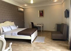 Casa suit capir - Malabo - Habitació