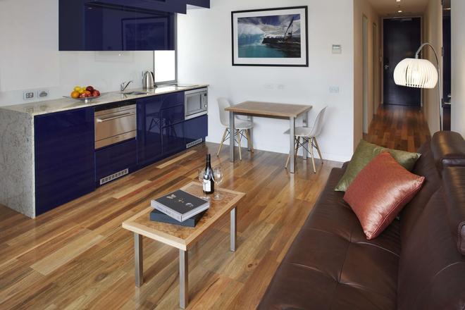 薩拉曼卡碼頭酒店 - 巴特利岬 - 霍巴特 - 廚房