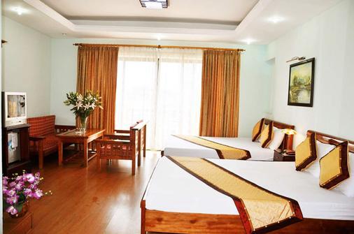 Camellia Hanoi Hotel - Hanoi - Bedroom