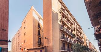 Pension Miami - Barcelona - Gebäude