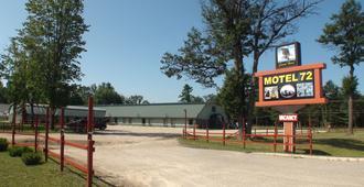 Motel 72 - Grayling - Edificio