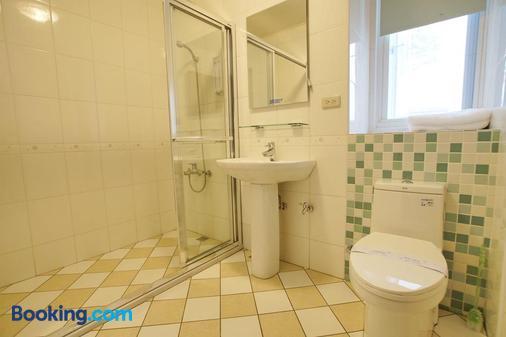 Soft Travel Hostel - Taitung City - Bathroom
