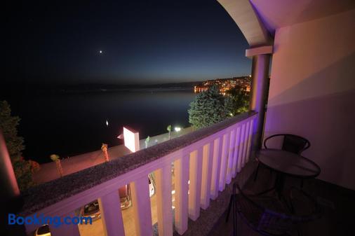 City Palace Hotel - Ohrid - Balcony
