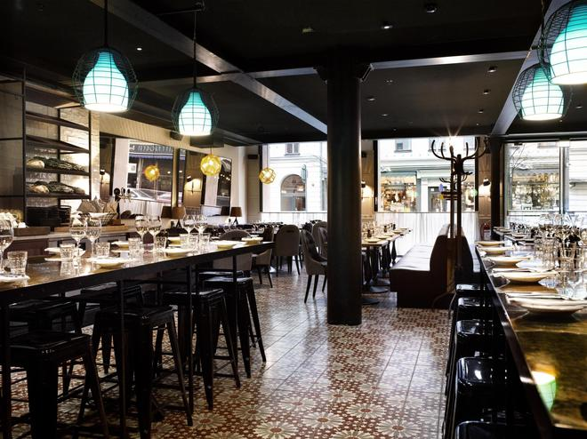 Scandic Grand Central - Stockholm - Restaurant