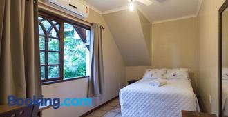 Pousada Casa da Pedra - Blumenau - Bedroom