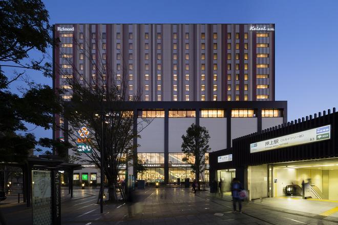 Richmond Hotel Premier Tokyo Oshiage - Τόκιο - Κτίριο