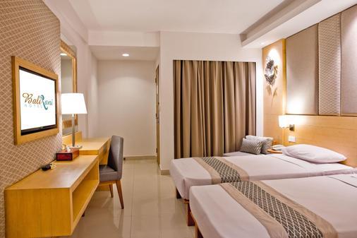 Bali Rani Hotel - Κούτα - Κρεβατοκάμαρα