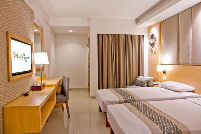 Bali Rani Hotel - Kuta - Bedroom