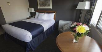 Park Town Hotel - Saskatoon - Slaapkamer