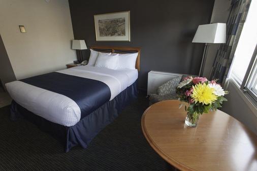 Park Town Hotel - Saskatoon - Phòng ngủ