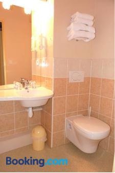 Hotel le kolibri - Tournus - Bathroom
