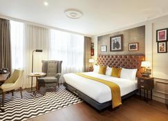 Hotel Indigo Edinburgh - Princes Street - เอดินเบิร์ก - ห้องนอน