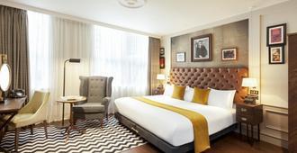 Hotel Indigo Edinburgh - Princes Street - אדינבורו - חדר שינה