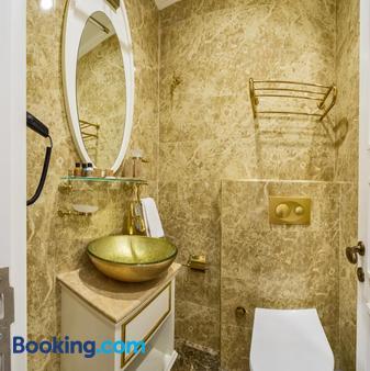 Alpek Hotel - Istanbul - Bathroom