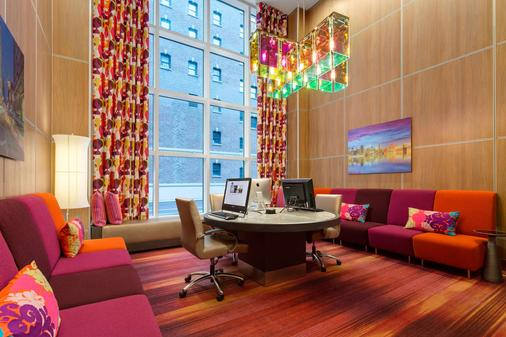 Hampton Inn Manhattan/Times Square Central, NY - New York - Business Center