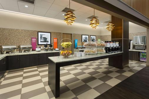 Hampton Inn Manhattan/Times Square Central, NY - New York - Buffet