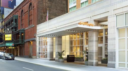 Hampton Inn Manhattan/Times Square Central, NY - New York - Bâtiment