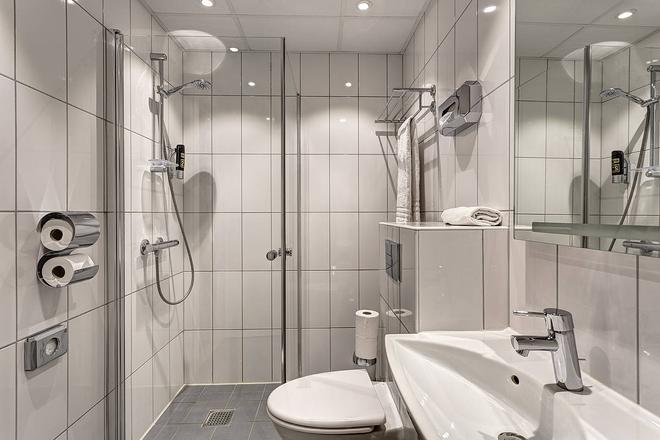 Urban House Copenhagen By Meininger - Copenhague - Baño