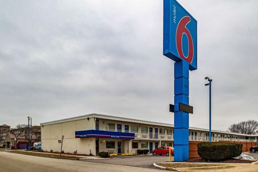 Motel 6 Joliet - I-80 - Joliet - Toà nhà