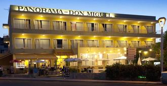 Hotel Panorama - Port de Pollença - Bygning