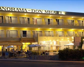 Hotel Panorama - Port de Pollença - Bâtiment
