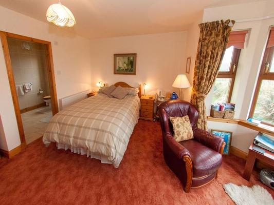 East Muntloch Croft Bed & Breakfast - Stranraer - Bedroom