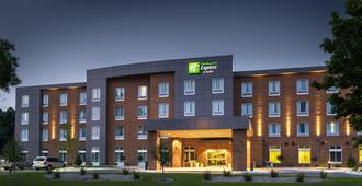 Holiday Inn Express & Suites Madison Central - Madison - Edifício